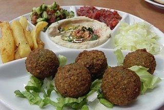 Фалафель — национальное блюдо Израиля
