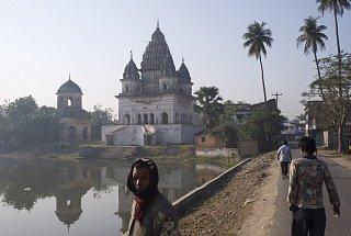 Храм Шивы в Путхиа