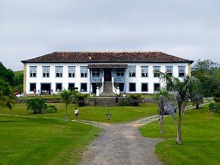Отель-фазенда недалеко от Сан-Паулу