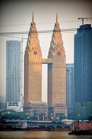 Sheraton Chongqing Hotel в Чунцине
