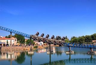 Парк развлечений «Порт Авентура»