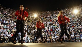 Фестиваль в Джераше Едем в Иорданию Едем в Иорданию 14 festival