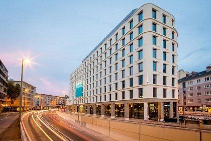 Hotel Frankfurt Römer Motel One