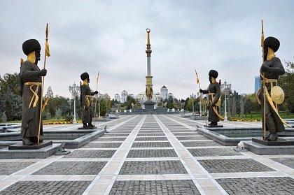 Монумент Независимости Туркменистана