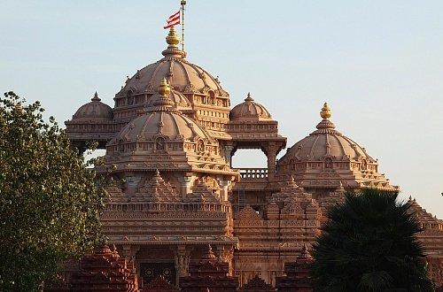 Храм Акшардхам в Дели