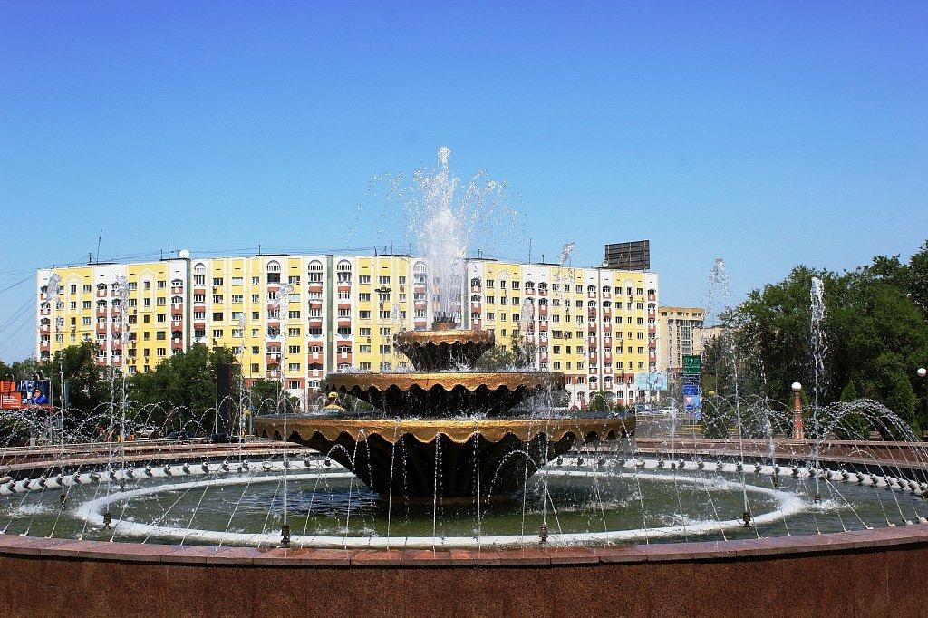 Парк Назарбаева