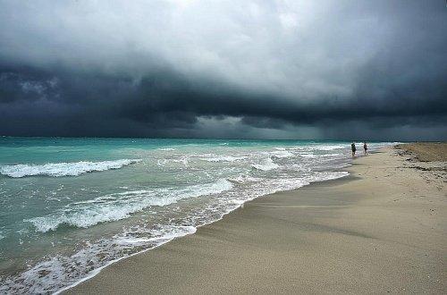 Дождливый сезон на Кубе