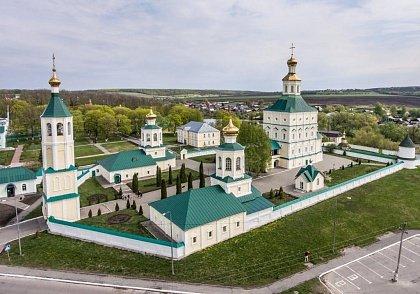 Иоанно-Богословский мужской монастырь в Макаровке