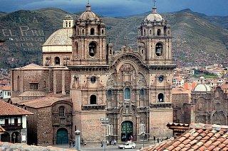Собор в Куско