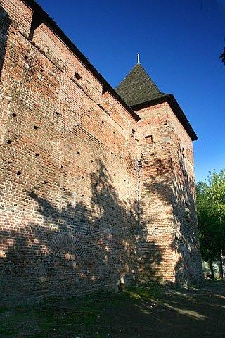Башня Чарторыйских Окольного замка
