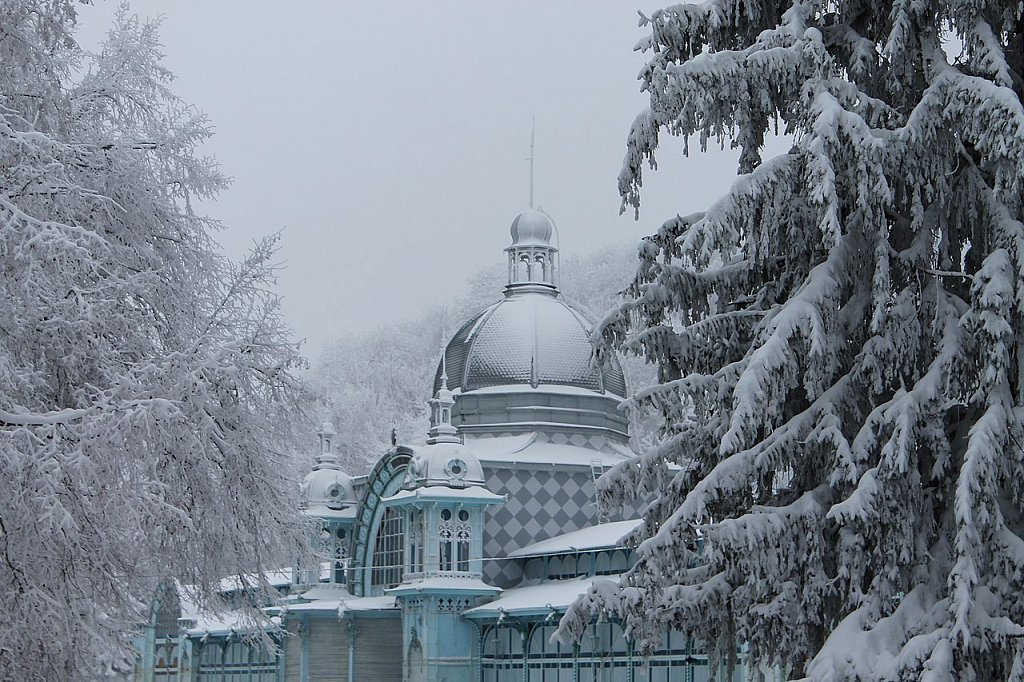 Железноводск зима фото