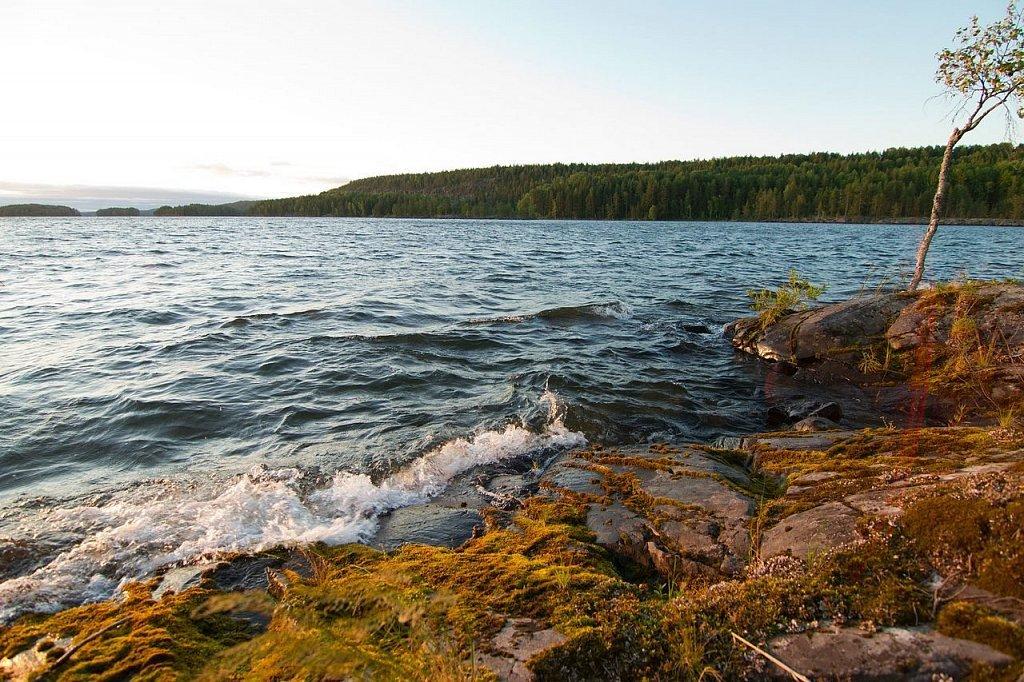 фотографии онежского озера пегрема может предложить