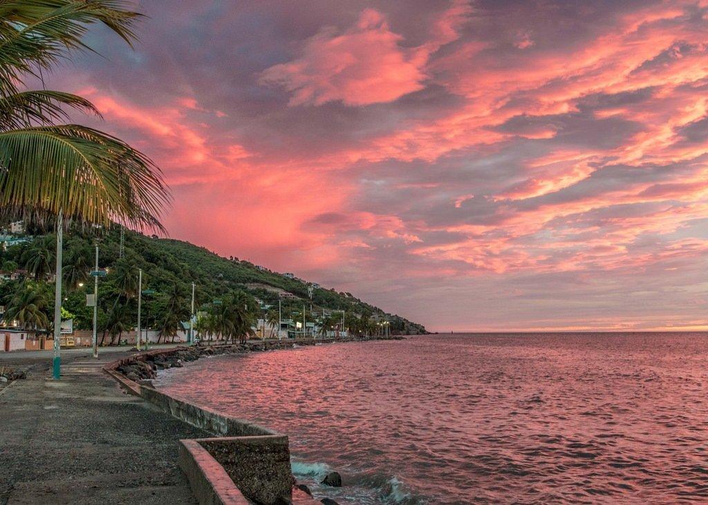 Райские острова места и фото