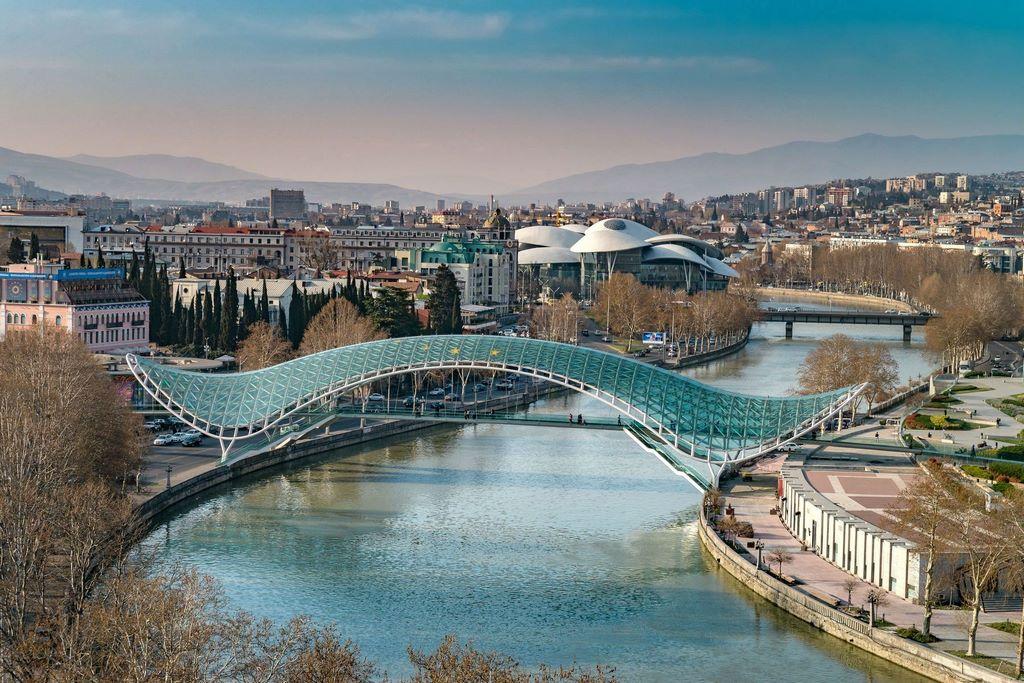 тбилиси что посмотреть зимой нем кроме фирменного