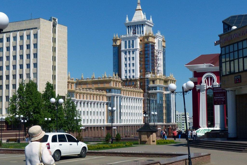 Доклад о городе саранск 2778