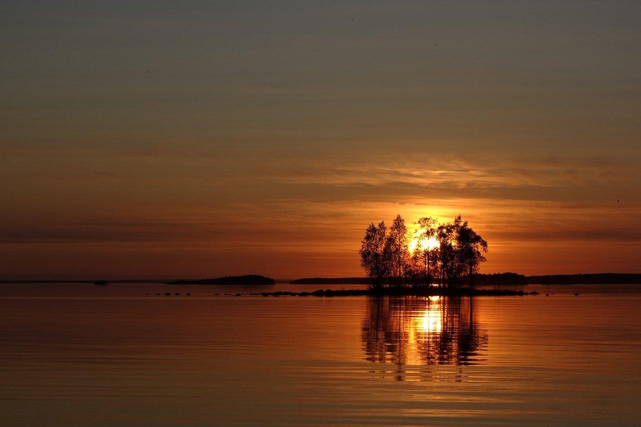 рассвет на онежском озере фото оставить свой отзыв