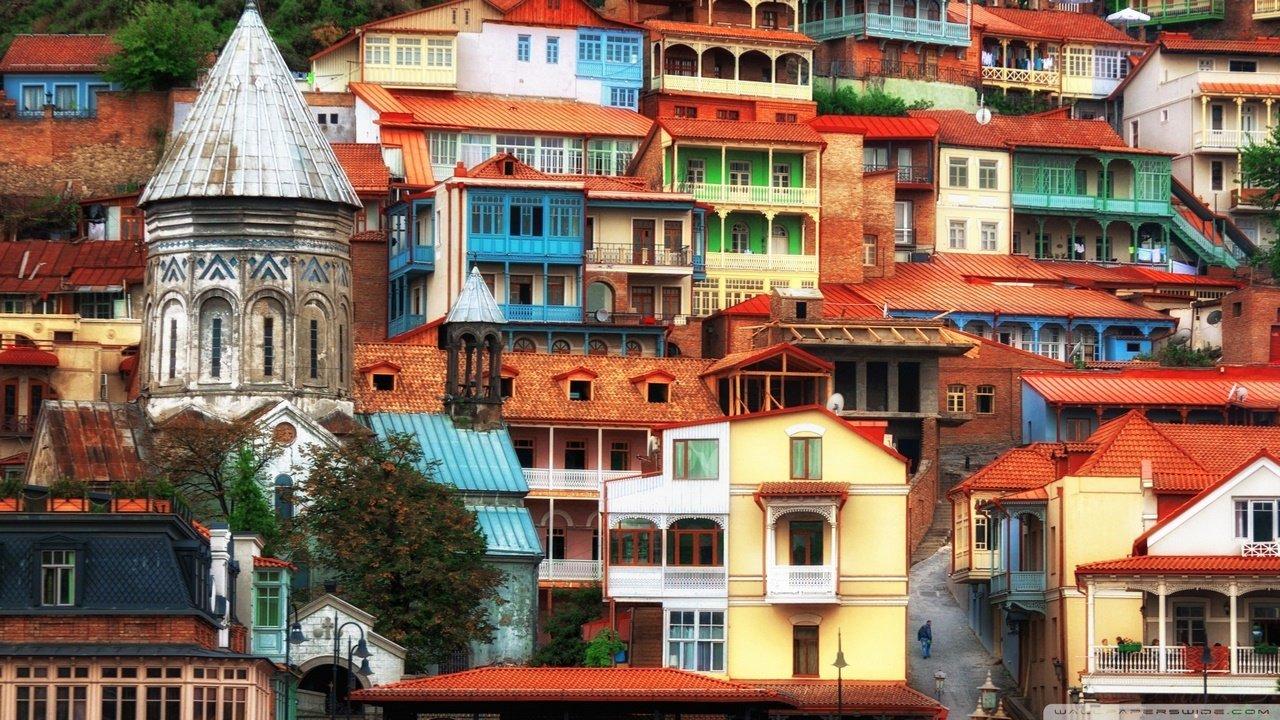 про страну грузию и фото еще одна фронтонная